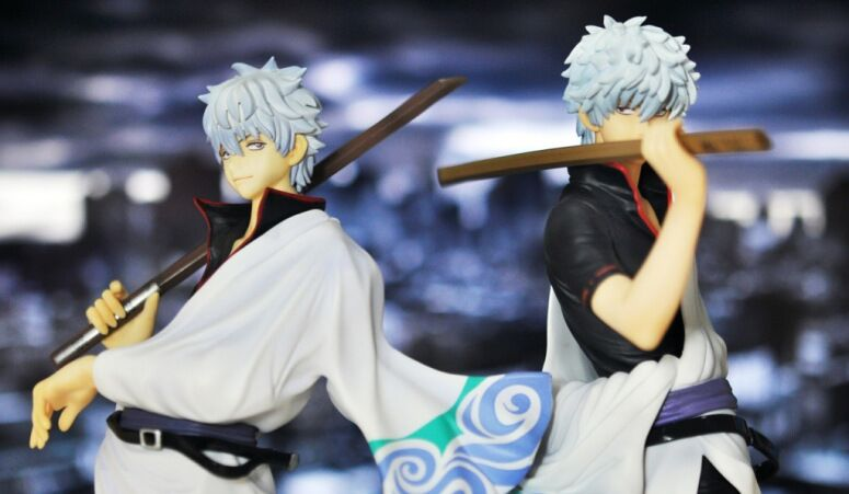 Gintama Megahouse Comparison
