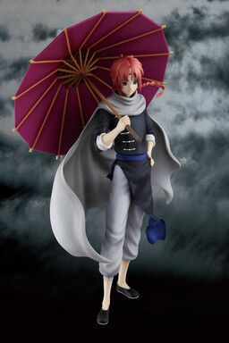 Gintama MegaHouse G.E.M Kamui figure