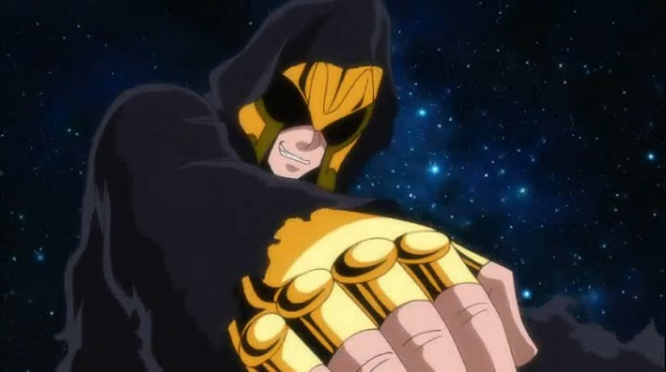 Saint Seiya: Soul of Gold past
