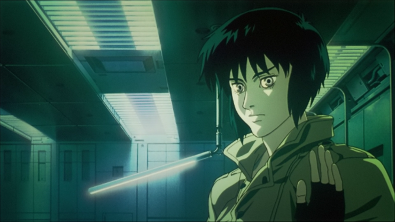 Ghost in the Shell, Motoko Kusanagi, Philosophy