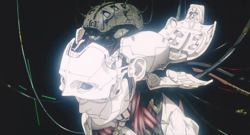Ghost in the Shell, Philosophy