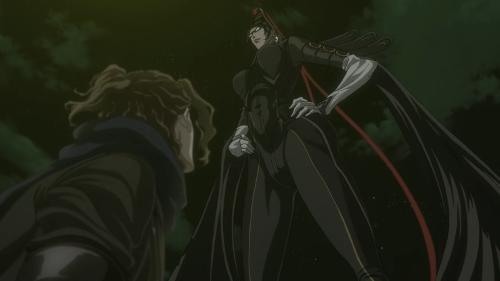 Bayonetta: Bloody Fate - Standing Tall