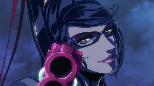 Bayonetta: Bloody Fate - Confident