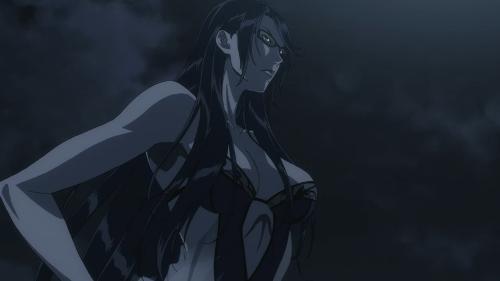 Bayonetta: Bloody Fate - Night Clothes