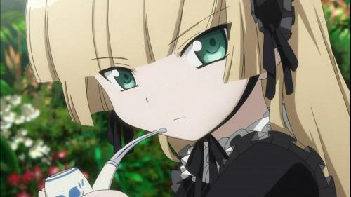 Victorique de Blois Gosick Anime Girls with Blonde Hair