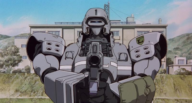 Mobile Police Patlabor 2 mecha anime robot