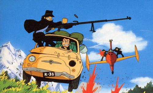 Lupin III: Cagliostro no Shiro must watch anime classics popular anime classic anime