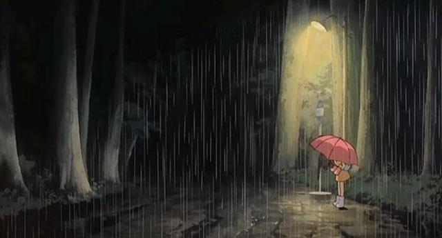 Tonari no Totoro: Satsuki Kusakabe, Mei Kusakabe