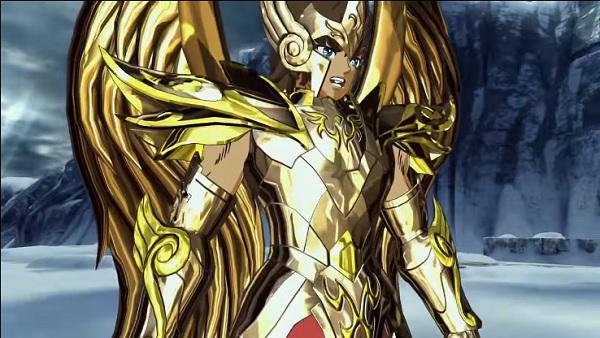 Saint Seiya Soul of Gold gold