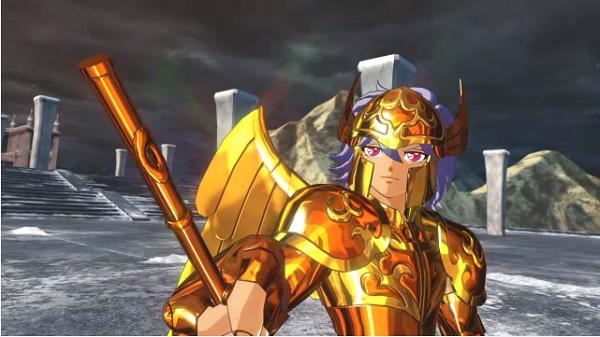 Saint Seiya Soul of Gold marines