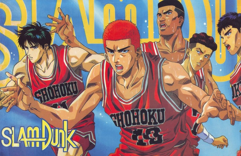 Slam Dunk Shohoku 2