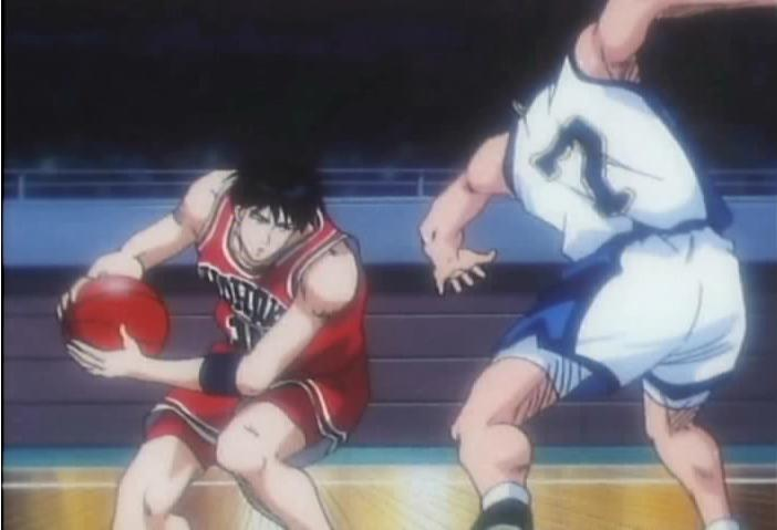 Slam Dunk Kaede Rukawa