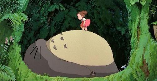 Tonari no Totoro: Totoro, Mei Kusakabe