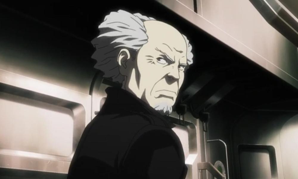 Ghost in the Shell Section 9 Daisuke Aramaki