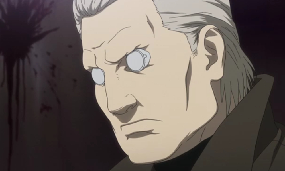 Ghost in the Shell Section 9 Batou