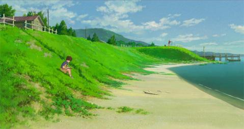 Omoide no Marnie -Anna on the Grass