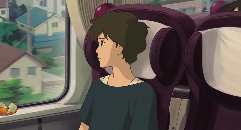 Omoide no Marnie - Anna Train