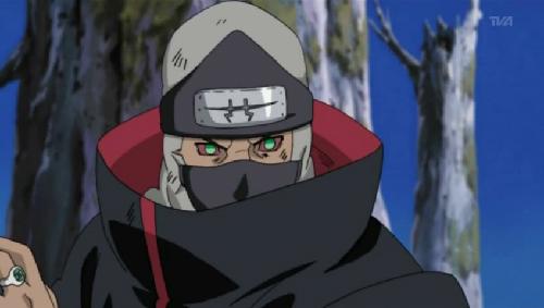 Naruto Kakuzu