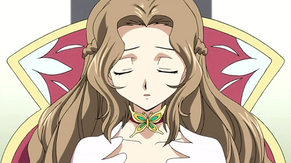 Kawaii Moe Anime Girls Code Geass: Hangyaku no Lelouch Nunnally Lamperouge