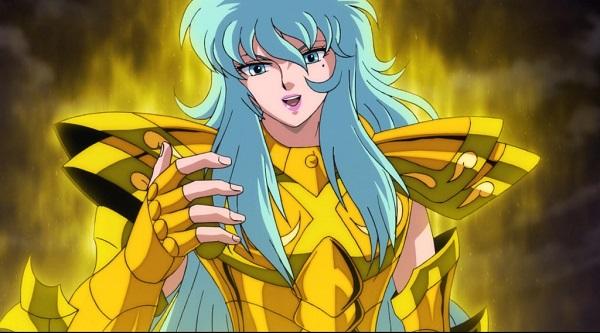 Saint Seiya: Soul of Gold aphrodite