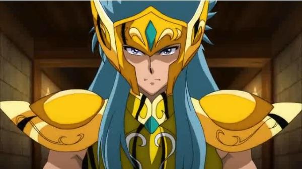 Saint Seiya: Soul of Gold camus
