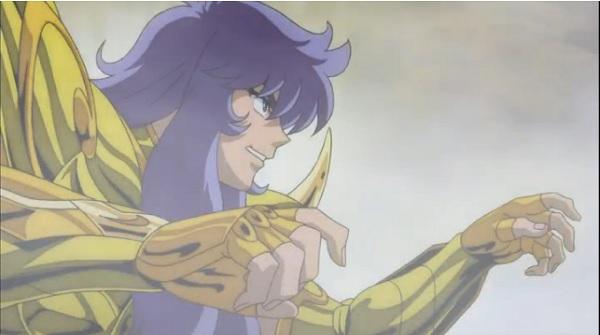 Saint Seiya: Soul of Gold milo