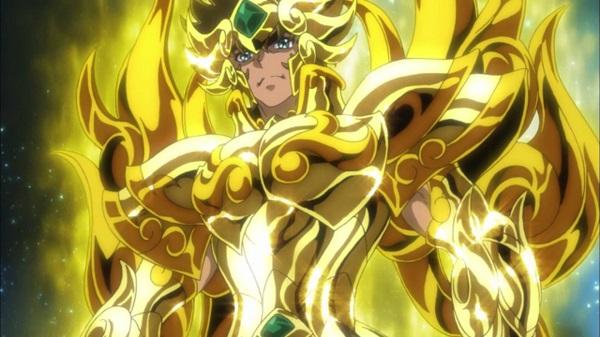 Saint Seiya: Soul of Gold spoiler