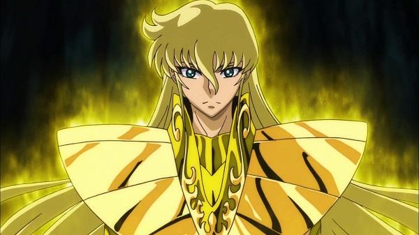Saint Seiya: Soul of Gold shaka