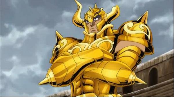 Saint Seiya: Soul of Gold aldebaran