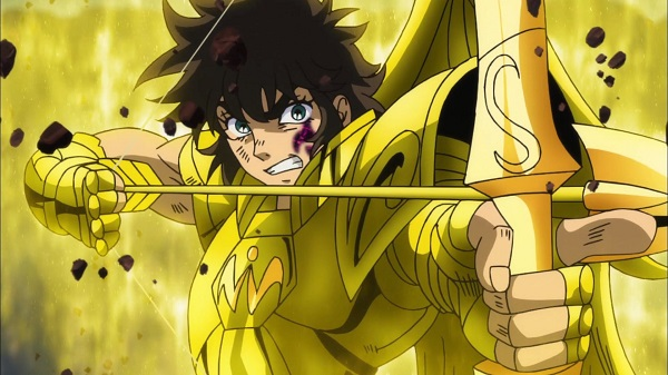 Saint Seiya:Soul of Gold aioros