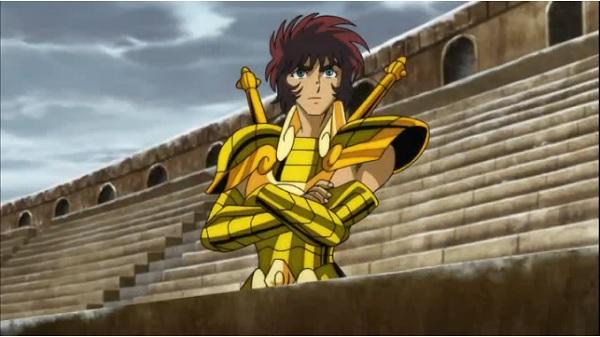 Saint Seiya:Soul of Gold douko