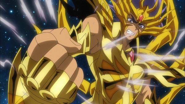 Saint Seiya:Soul of Gold death mask