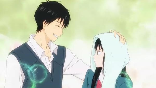 Kimini Todoke - Sawako and Shota