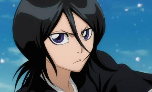 Bleach, Rukia Kuchiki 1