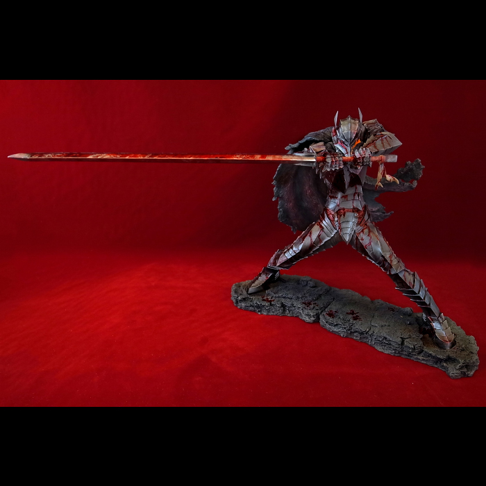 Berserk No. 396 Berserk 2015-Limited Edition I (with Apostle) Figure