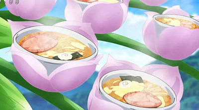Toriko Food Lily of the Ramen