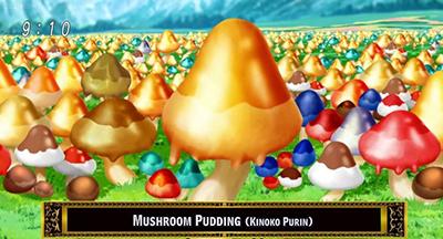 Toriko Food Mushroom Pudding