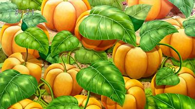 Toriko Food Marshmallow Pumpkin