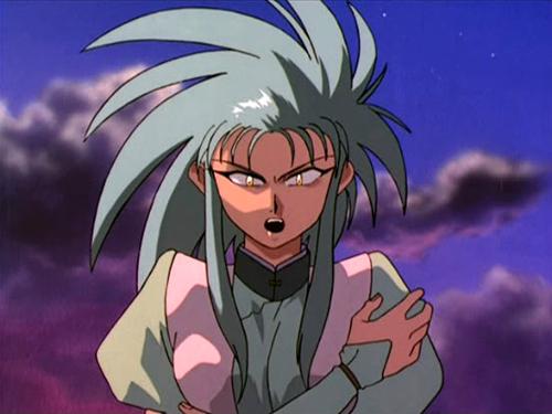 Tenchi Muyou! Top 20 Anime Girls With Blue Hair Ryouko Hakubi