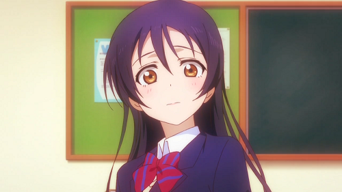Sonoda Umi, Love Live!, Bokura no Live Kimi to no Life is the best dandere girl in anime!