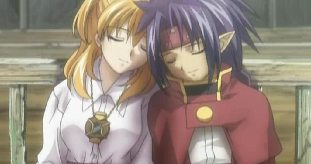 Chrno Crusade Sad anime