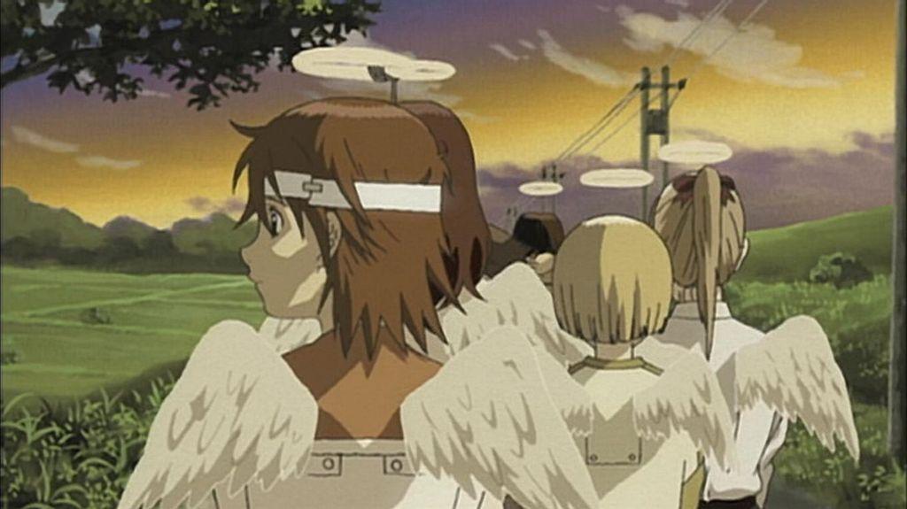 Haibane Renmei anime