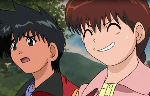 Ghost Stories Hajime Aoyama & Satsuki Miyanoshita