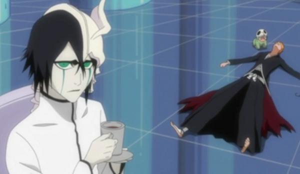 Bleach, Ichigo Kurosaki and Ulquiorra Cipher 1