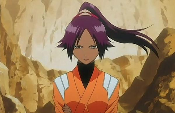 Bleach, Yoruichi Shihouin 1