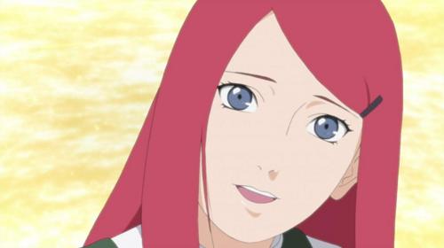 Uzumaki Kushina Naruto redhead