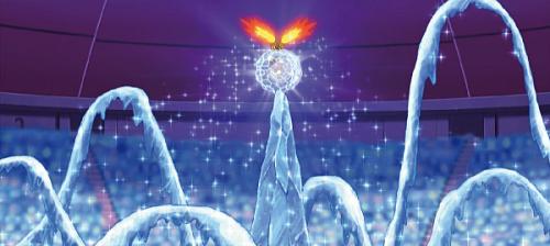 Pokemon XY_Hikari Contest