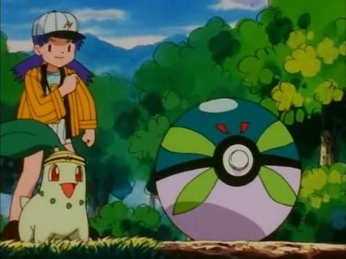 Pokemon XY_Nanako Bug Catching