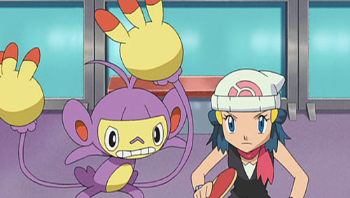 Pokemon XY_Hikari Ping Pong