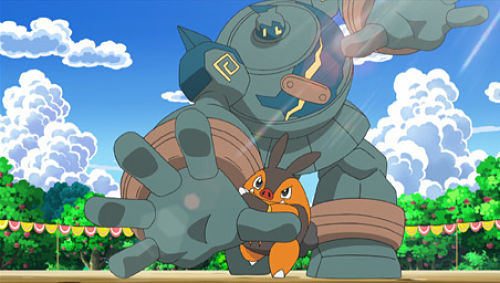 Pokemon XY_Pokemon Sumo